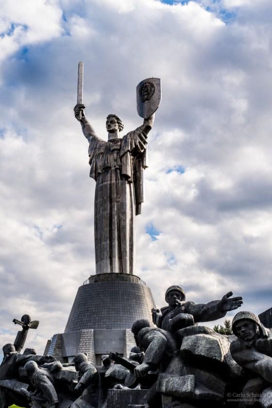 Mutter Ukraine