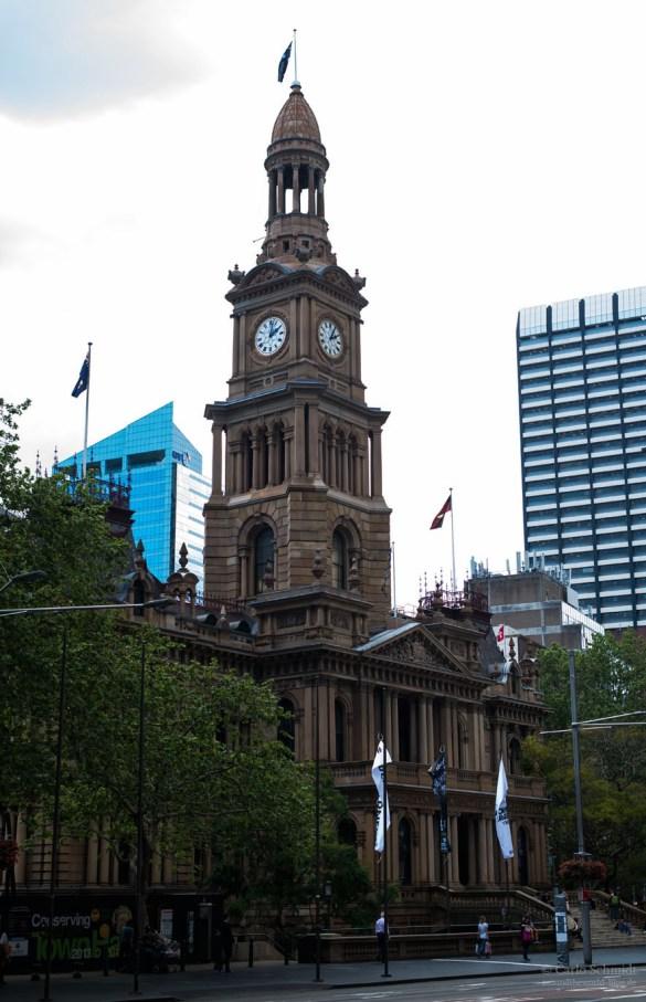 Townhall / Rathaus in Sydney