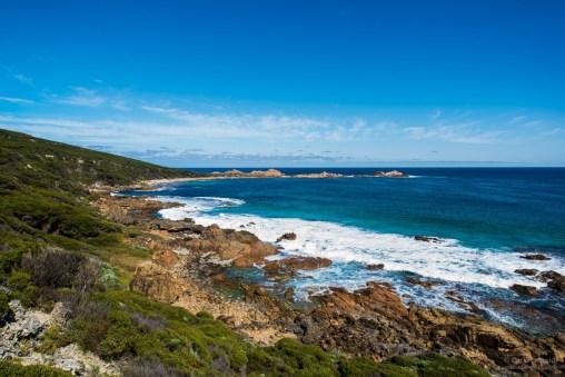 grandiose Küstenverläufe