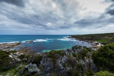 Küste von West Australien