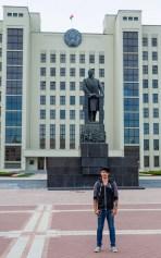 Carlo vor Lenin