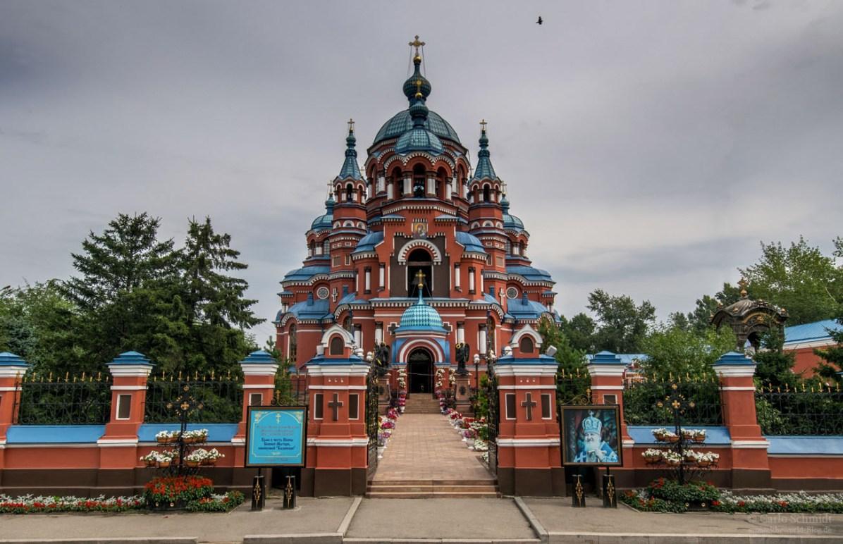 Kirche der Gottesmutter von Kasan