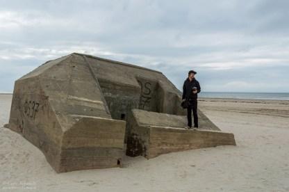 Bunkeranlagen vom 2. Weltkrieg