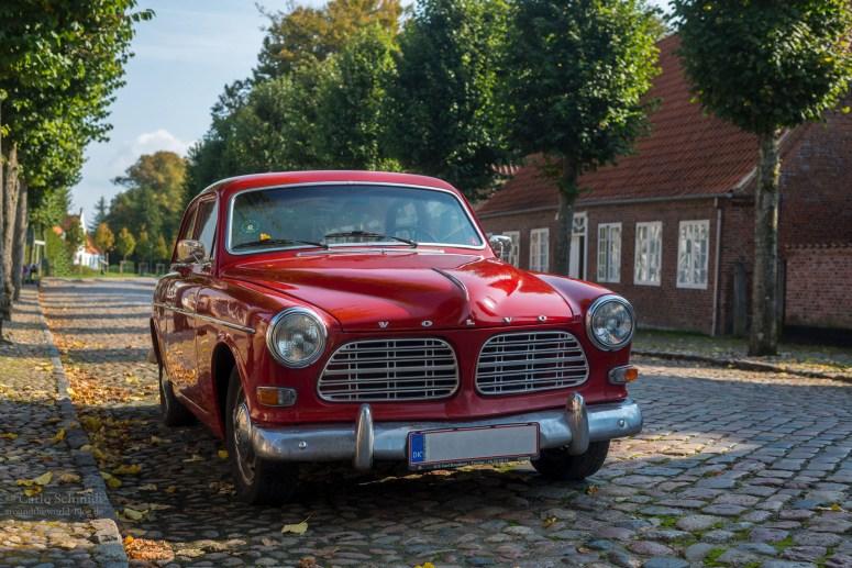 alter Volvo in Mogeltonder
