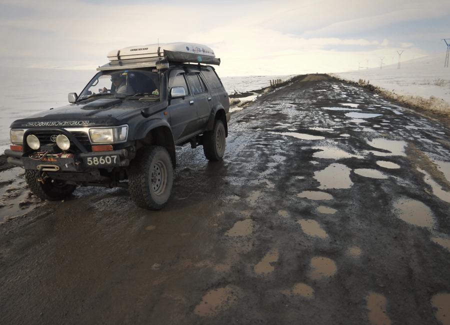 Adventure Annoyances 1 – Bad Roads