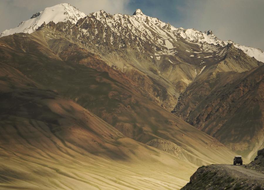 Adventuring the Pamir Highway