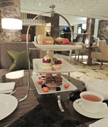 Afternoon Tea at the Ritz-Carlton