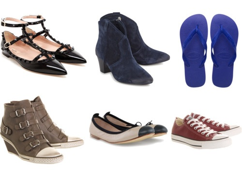 Christmas Present Ideas For A Lover Of Shoes Around The