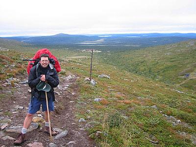 Jim in Lapland