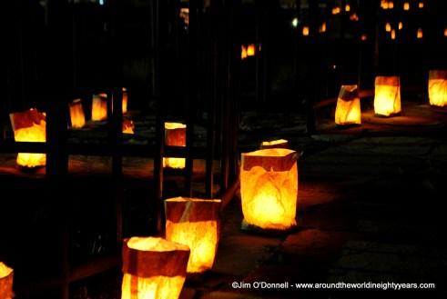 lighting of ledoux 2012