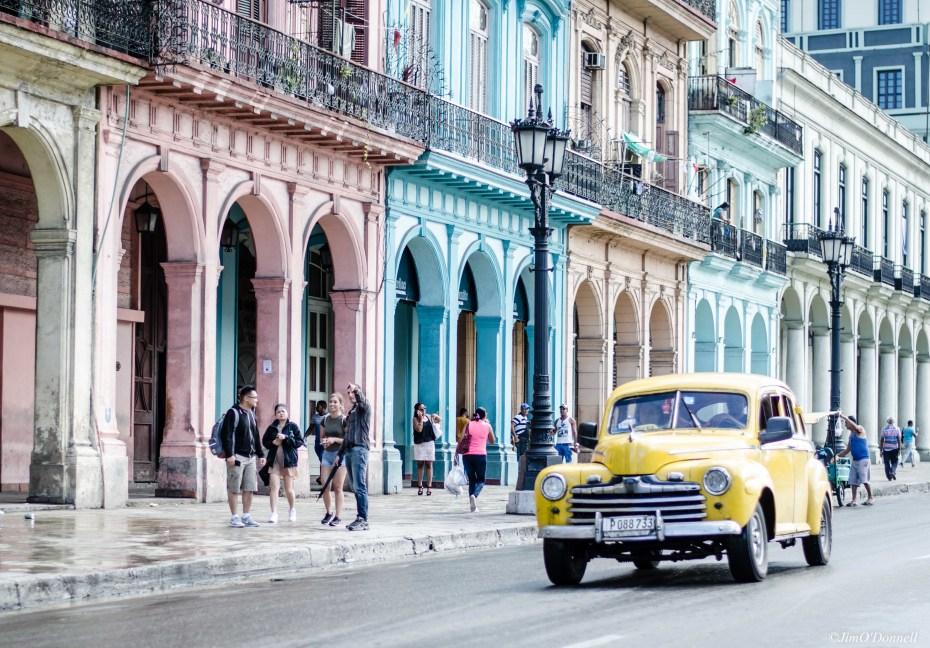 old cars in cuba