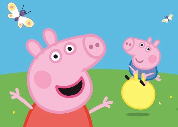 Peppa-Pig-and-George