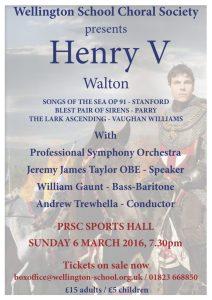Henry V poster - final version