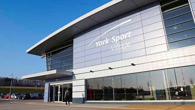 York Sport Village  Around York