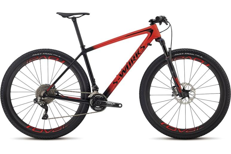 S-Works Epic Hardtail XTR Di2