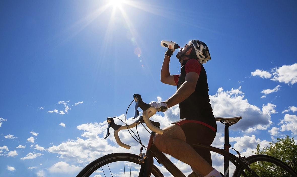 Hidratación antes, durante y después del ejercicio...
