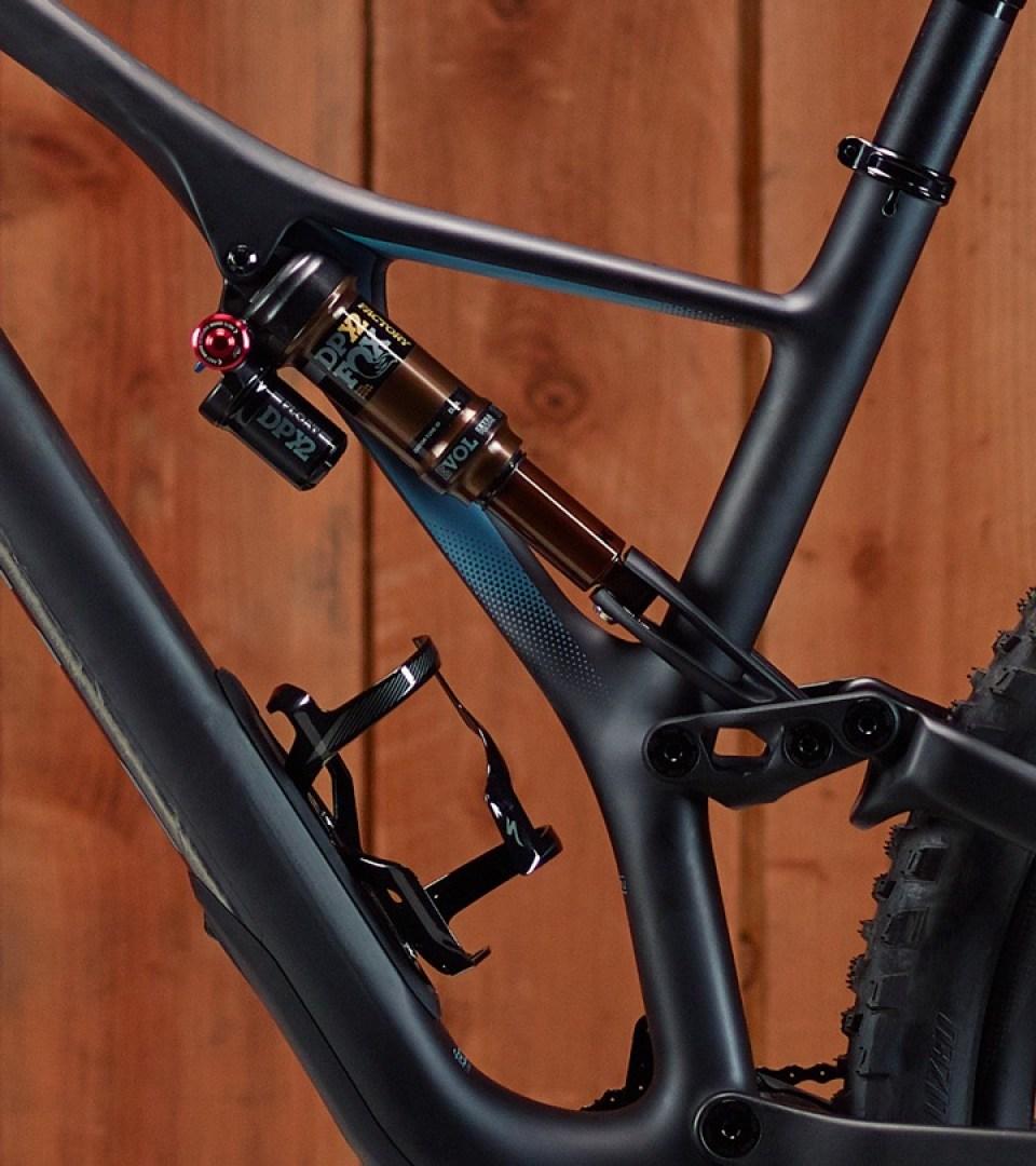 La mejor bicicleta de montaña \