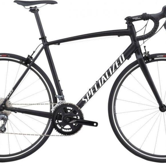 Bic. 700 Specialized Allez E5 size 52 Negro/Blanco 2017 90017-7152