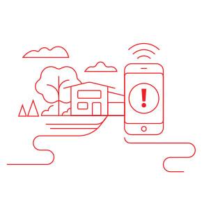 ANGI es un rastreador para rodadas. Le dice a tus contactos de emergencia hacia dónde te diriges, y si lo deseas, pueden seguir tu rodada en tiempo real.