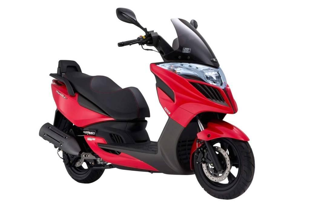 Foto KYMCO YAGER GT 125