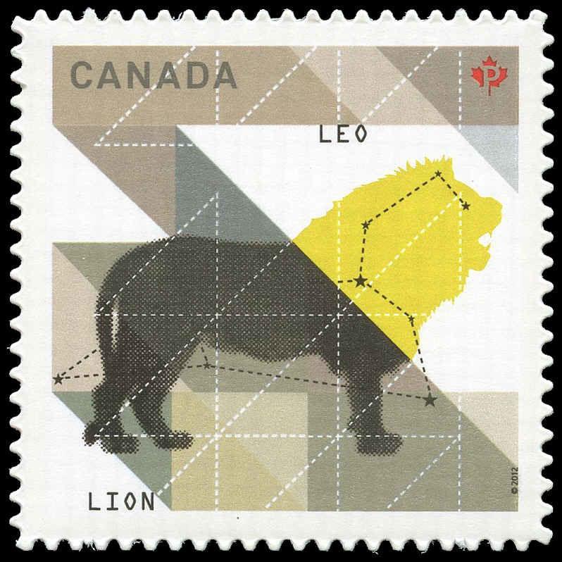Canada 2453i Leo Le Lion 2012 P 61 Timbres Du