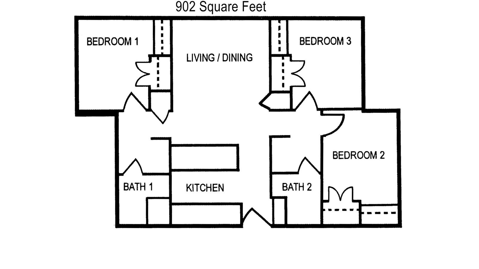 Bryce Jordan Student Housing