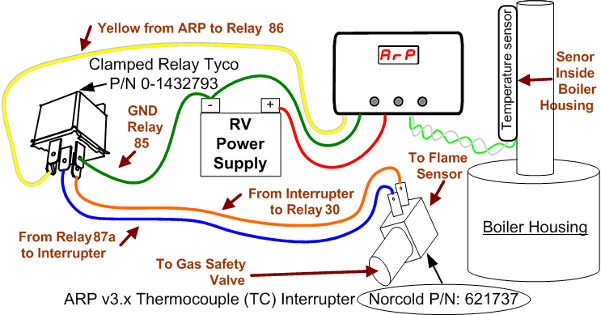 crosley fridge wiring diagram