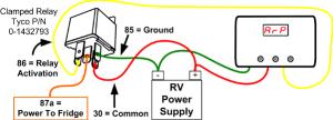 3 Way Caravan Fridge Wiring Diagram Wiring Wiring
