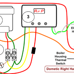 Dometic Rm2611 Wiring Diagram 2002 Ford Taurus Rear Suspension Control Box Dmr702 Some Newer Models Where Boiler Switch Is Wired Direct To Board