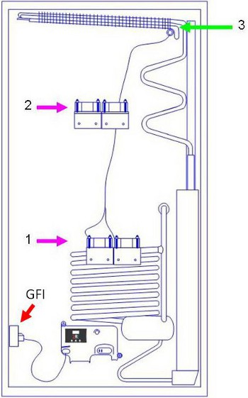 norcold refrigerator wiring diagram how to read diagrams aviation 1200 | fans wire arprv control high temp kit