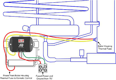 norcold refrigerator wiring diagram usb cable dometic 8 & 9 cubic foot rv fridge
