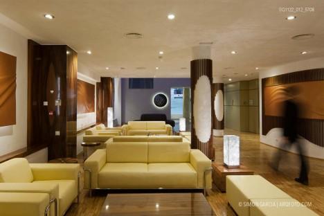 Reportaje foto de arquitectura Hotel AKO  Simn Garca