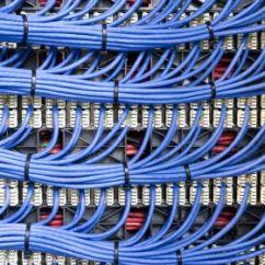 Cat6 Wiring Diagram Bmw E38 Audio El Cableado Estructurado En Las Construcciones