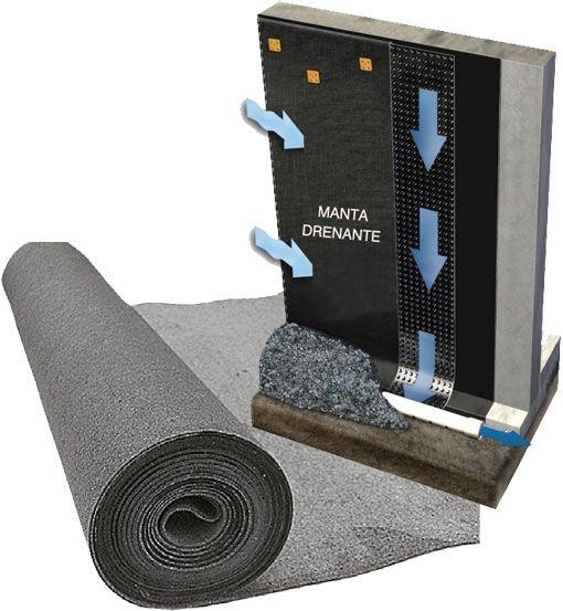 Filtros y materiales drenantes