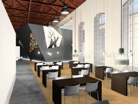 Diseos de interiores hechas con autocad y 3D