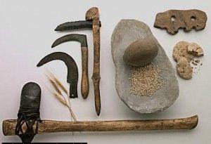 Herramientas del paleolitico