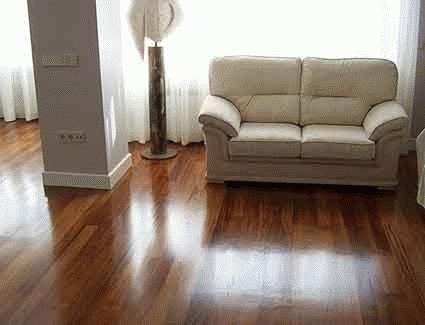 Clases de madera para pisos