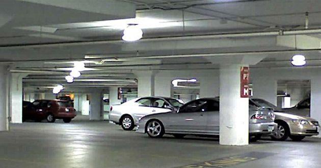 Modos de estacionamiento