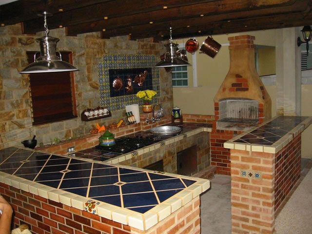 Fotografias de cocinas rusticas Fotos presupuesto e imagenes