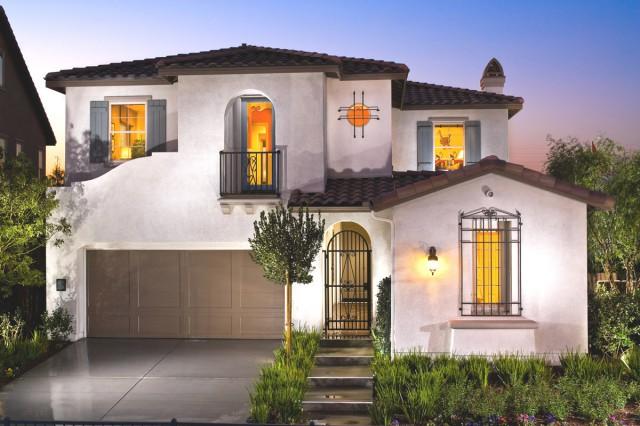 Fotos fachadas de casas pequeas