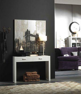 Muebles auxiliares y recibidores de lujo
