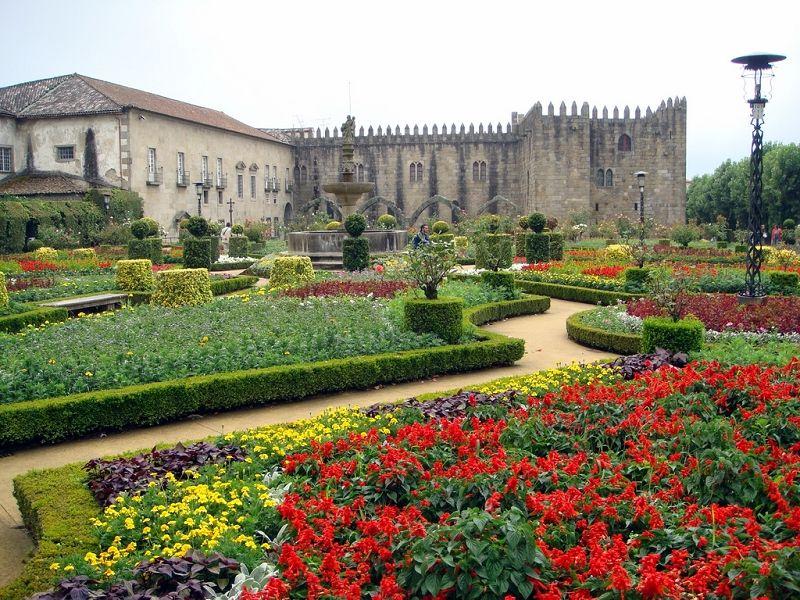 Los jardines mas hermosos del mundo