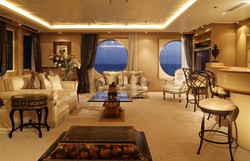 Los dormitorios mas lujosos del mundo