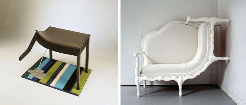 Los muebles mas raros del mundo
