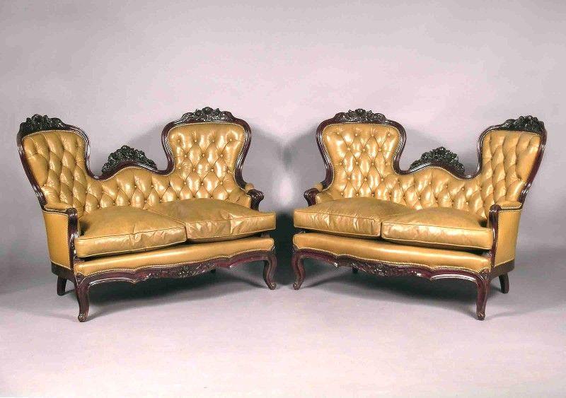 Muebles de estilo victoriano elegancia total