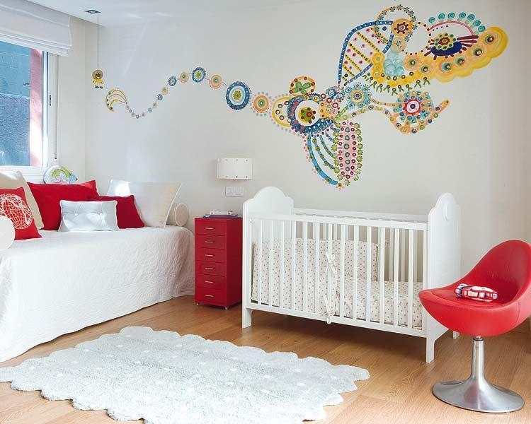 Como decorar el dormitorio de un recin nacido