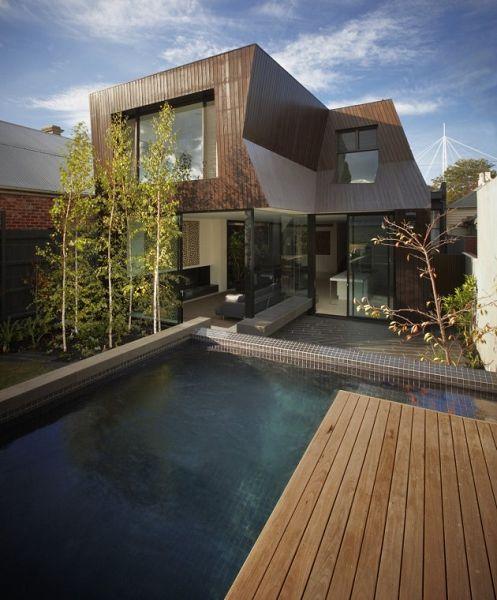 Enclave House Modernas Casas