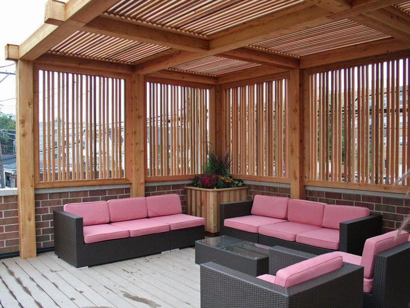 5 Ideas para decorar terraza moderna