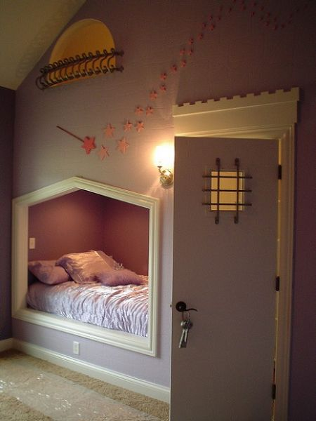 Dormitorios infantiles de cuentos de hadas