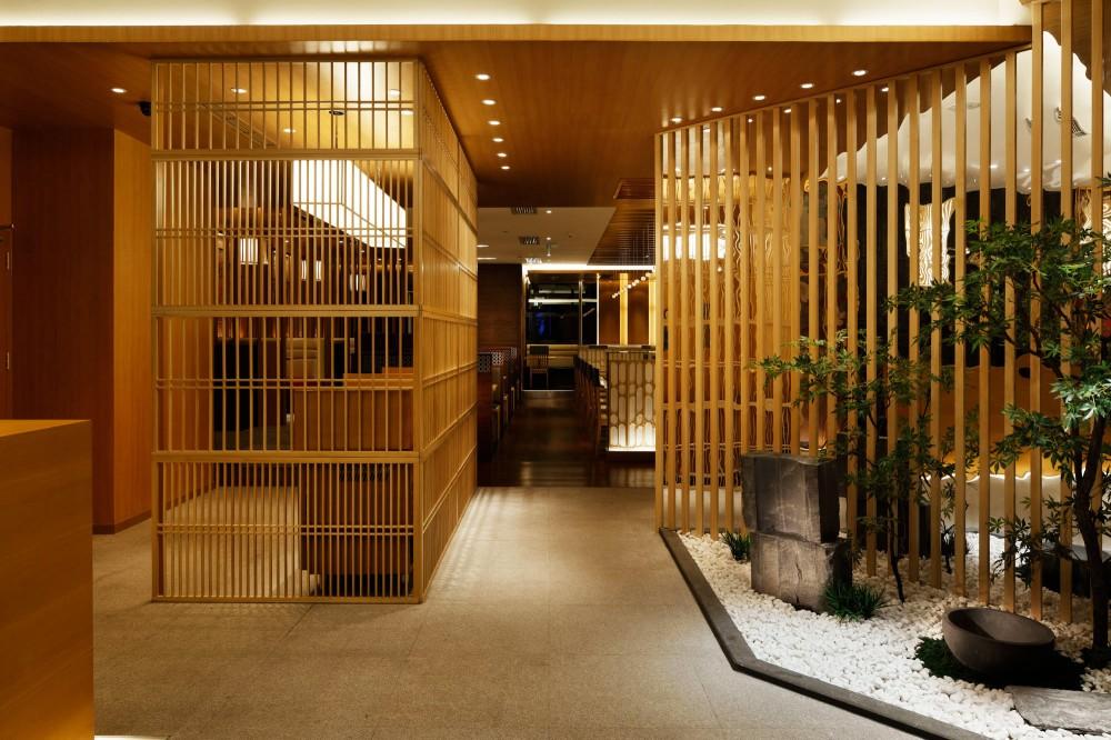 Saboten Beijing The 1st Moderno restaurante japons en China